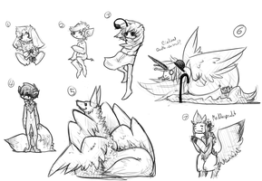 Random Animal Adopts Two +Open+ by Stephys-Adoptables