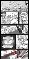 Sanctum Round 2: Two of Clubs- 03 by LlamaDoodle