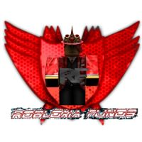 Group Logo (Robloxia Funds) Clearer font {newer} by DestructCosmic
