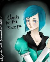Thanks_for_the_13k by Shiyodelmal