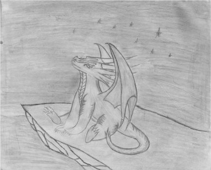 A very old drawing by Nerocimrro
