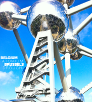 Atomium Bruxelles by drouch