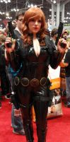 NYCC'12 Black Widow-B I (Alexia-Jean-Grey) by zer0guard