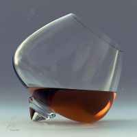Cognac Glass by IVV79