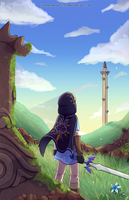 Legend of Zelda: Breath of the Wild- A New Morning by viathatoneartist