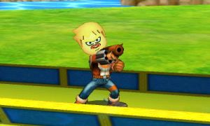 Ty the Tasmanian Tiger in Smash Bros. by SonicPal