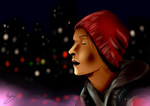 Delsin Rowe by Equinoxity