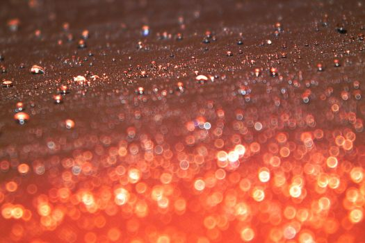 Waterdrop Bokeh by Limited-Vision-Stock