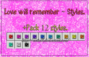 +Love Will Remember || Styles [12] . by Antivil