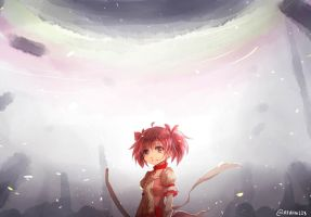 Madoka Magica by aphin123