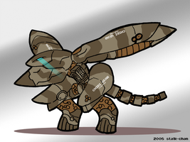 Chibi Gear RAY by Tufsing