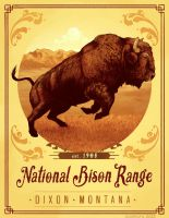 National Bison Range by blindthistle