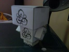 Keywork Cubee by clownmasterfunk