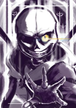 Undertale - Judge of Sinners by chinara