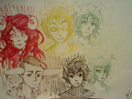 Homestuck Sharpie by Player0002