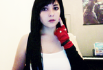 Tifa Lockhart Cosplay~ by Priestess-of-Avalon
