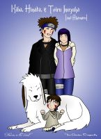 Kiba's Family- FitS by theamberdragonfly