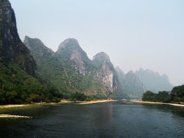 Guilin II by Sciacca-Sciacca