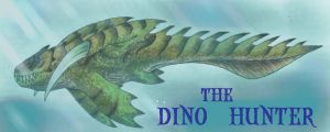 Contest Entry: The Dino Hunter by DinoHunter2