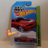 CHEVY CAMARO SPECIAL EDITION HW WORKSHOP by idhotwheels