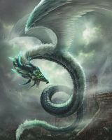 Wind dragon(Basic version) by antilous
