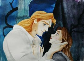 The Beauty and the Beast by Najal