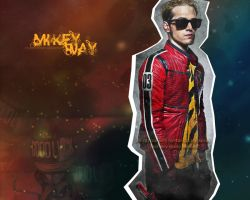 Mikey Way by ChelseaDawn