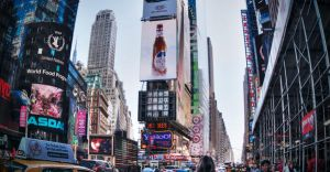 Time Square V by anacletus
