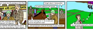 Summer Wine Comic 8 by MST3Claye