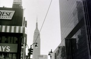 The Empire State by AleksVarts