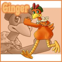 Patch: Ginger by Street-Angel