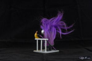 [Garage kit painting #03] Evil Minion statue - 006 by DasArt
