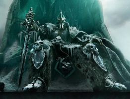Lich King by Feelast