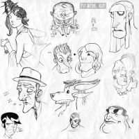 Train Sketches... Again by Zatransis