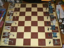 Star Wars: Ultimate Chess Game by Winter-Phantom