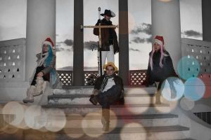 Merry Christmas!!! - One Piece Group by Cosmy-Milord