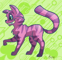 Cute Cheshire Cat by PixelMecha