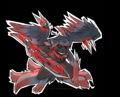 - Blooded Blade - by TeaDino