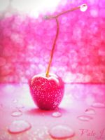Pink Drop Cherry by ValeJ