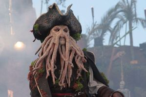 Davy Jones by Lord-Stark