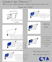 Dragon Eye Tutorial for GIMP by Cylinder-the-Autobot