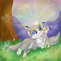 I love you mommy by Gabyss-A
