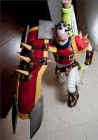 Singed Cosplay 4 by Ryukotsei-Enkido