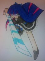 Stocking~~ by DeathMaster-5