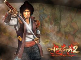 Onimusha 2 Dust by Billysan291