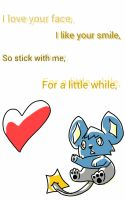 Valentine's Card by khalia603