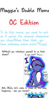 Le Double Meme avec Luna-The-Puppy by MidnightTheUmbreon
