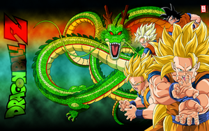Dragon Ball Z Movie Wallpaper by SnaKou