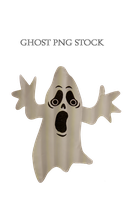 Ghost PNG STOCK Ghost PNG STOCK by KarahRobinson-Art