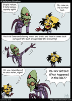 A Nefarious Situation by JenL